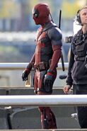 Deadpool Filming 24