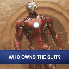 Does #TonyStark really own the #IronMan suit, or should the government claim control?