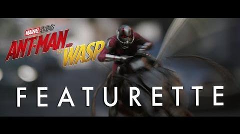 "Marvel Studios' Ant-Man and The Wasp ""Powers"" Featurette"
