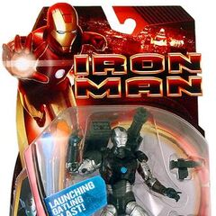 Stealth Operations Iron Man