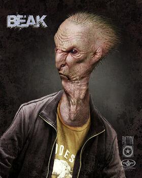 Barnell Bohusk (Beak)