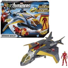 The Quinjet