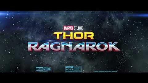 Marvel Studios' Thor Ragnarok -- Bonus In-Home Release Trailer