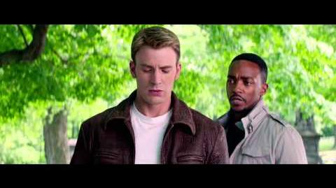 Marvel's Captain America The Winter Soldier - TV Spot 1-0