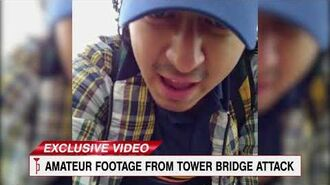 TheDailyBugle.net EXCLUSIVE Footage From Tower Bridge Attack
