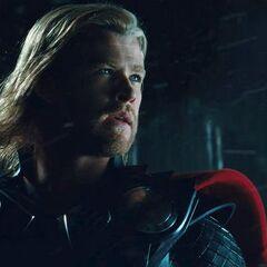 Thor in Jotunheim.