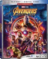 Avengers: Infinity War Home Video
