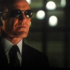 Agent Coulson.