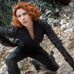 Official First Look at Black Widow