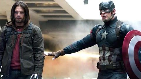 CAPTAIN AMERICA CIVIL WAR Featurette - Steve and Bucky (2016) Marvel Movie HD