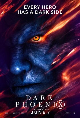 Dark Phoenix Character Poster 06