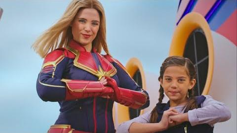 Go HigherFurtherFaster With Captain Marvel This Year