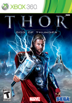 Thor god of thunder