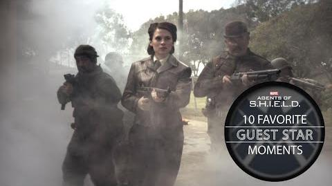 10 Favorite Guest Star Moments - Marvel's Agents of S.H.I.E.L.D. 100