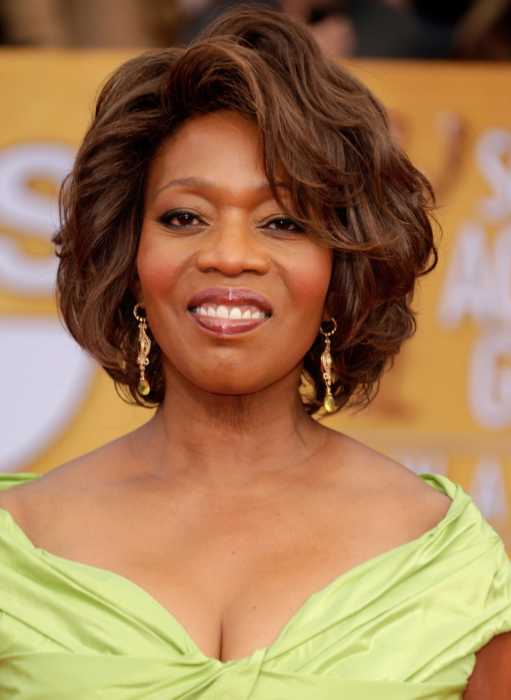 Watch Alfre Woodard video