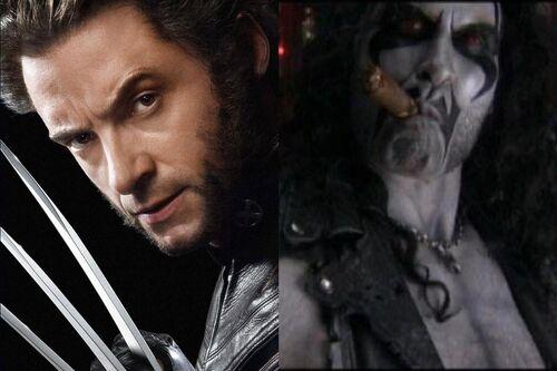 Wolverine Vs. Lobo