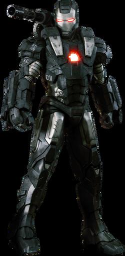 War Machine Earth-199999