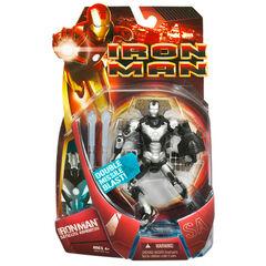 Satellite Armor Iron Man