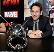 Ant-Man SDCC'14 Scott Lang