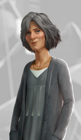 Aunt May (Into the Spider-Verse)
