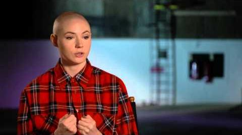 Marvel's Guardians of the Galaxy Karen Gillan Behind the Scenes Movie Interview