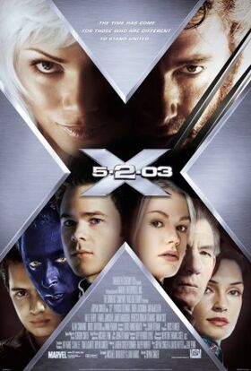 X2 poster