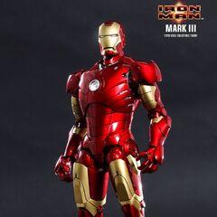 Hot Toys Iron Man (Mark III)