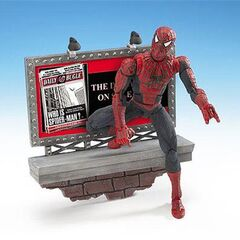 Super Posable Spider-Man