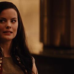 Lady Sif at Thor's Coronation.