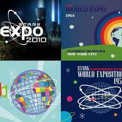 Stark Expo through the years