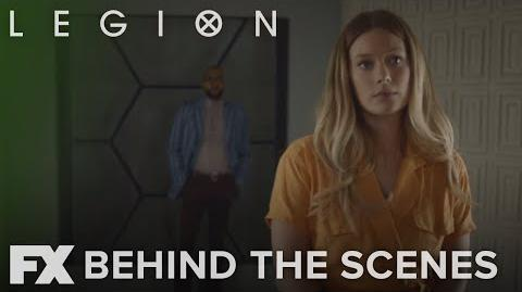 Legion Inside Season 2 Fashioning Legion FX