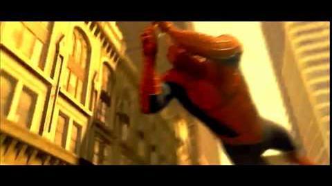 Web Swing (Deleted Extended Scene) - Spider-Man (1080p)