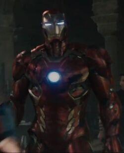 Avengers Age of UItron Mark XLV