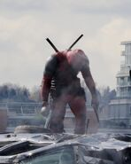 Deadpool Filming Vancouver-2
