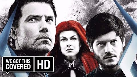 "INHUMANS 1x06 ""The Gentleman's Name Is Gorgon"" Promo HD Anson Mount, Iwan Rheon, Serinda Swan"