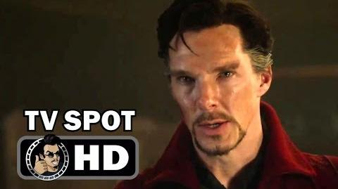 DOCTOR STRANGE TV Spot - You Cannot Stop This (2016) Benedict Cumberbatch Marvel Movie HD