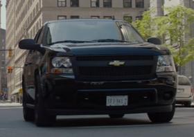 Fury's SUV