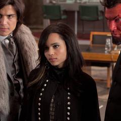 Riptide, Angel Salvadore and Azazel