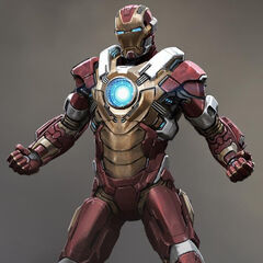 Heartbreaker concept armor.