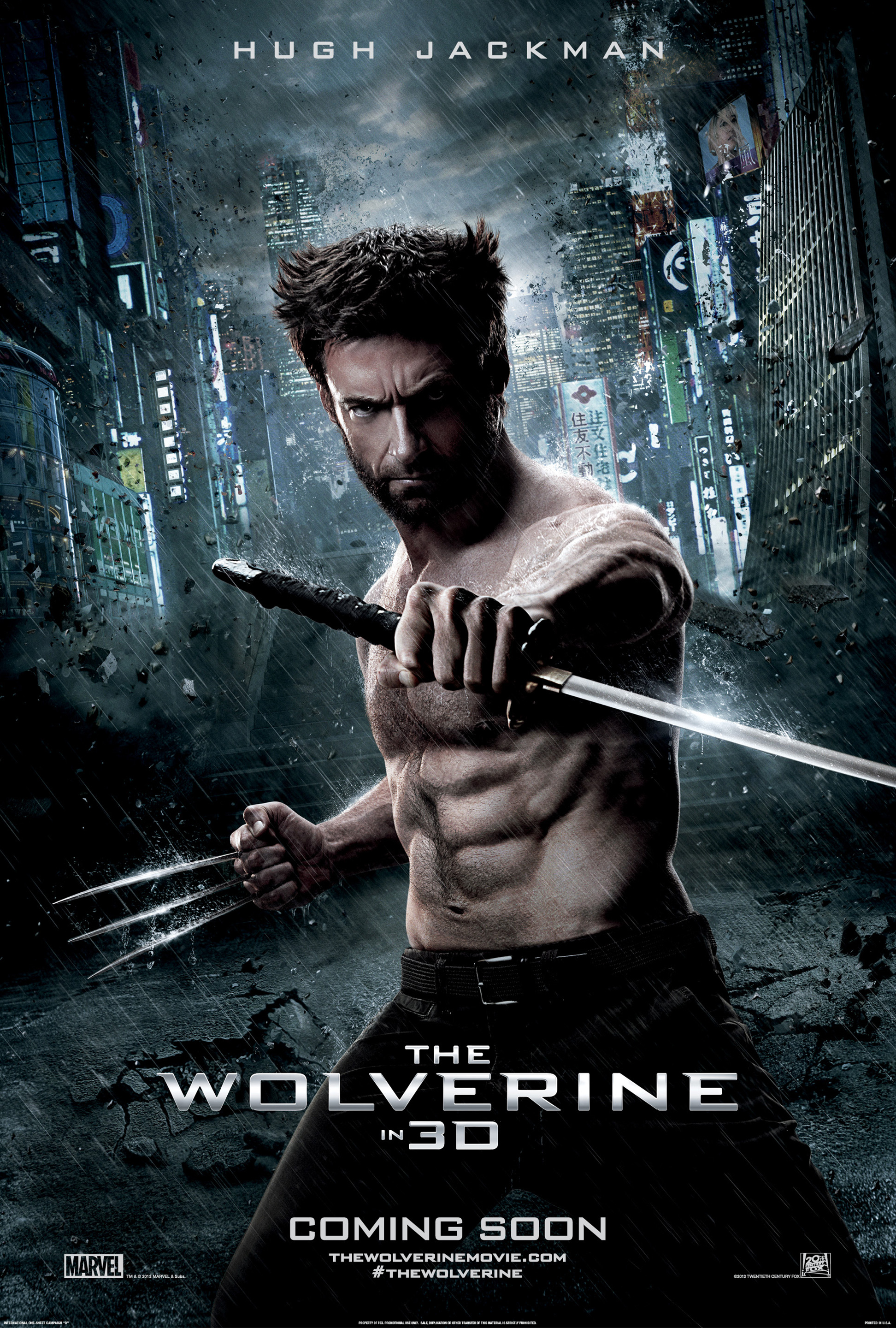 The creators of the film Wolverine: Immortal offer to try on the immortality of a mutant 03.07.2013 78