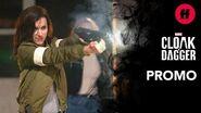 Marvel's Cloak & Dagger Season 2 Promo From Pain Comes Power Freeform