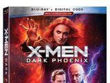 Dark Phoenix Home Video