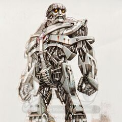Unused concept art for the Sentinels in <i>X2</i>.