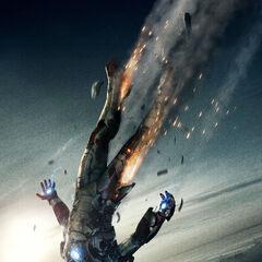 Fallen Iron Man.