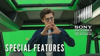 SPIDER-MAN FAR FROM HOME - Blu-ray and Digital SPECIAL FEATURES PREVIEW