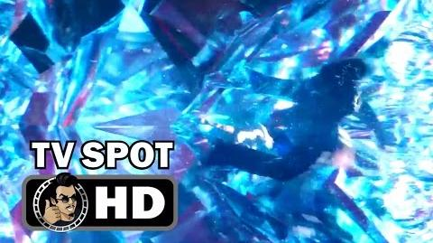 DOCTOR STRANGE TV Spot - Dazzling (2016) Benedict Cumberbatch Marvel Movie HD