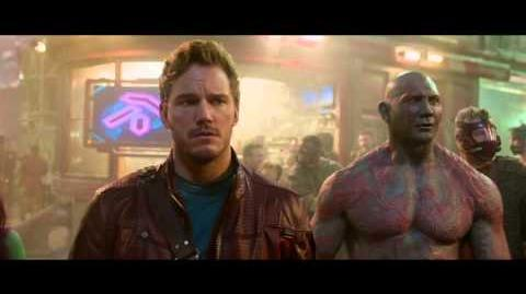 Marvel's Guardians of the Galaxy - Featurette Meet Peter Quill