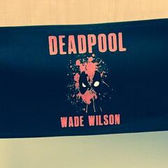 Ryan Reyonld's 'Deadpool' chair