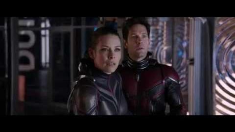 Marvel Studios' Ant-Man and The Wasp Prepare TV Spot - Now Playing