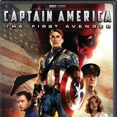 Captain America DVD
